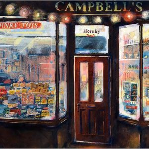 Miss Campbell's Shop