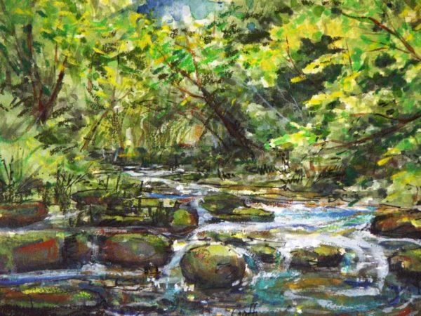 River Clydach