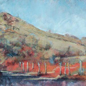 Across the Hafod