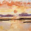 Carmarthen Bay Sunset 1